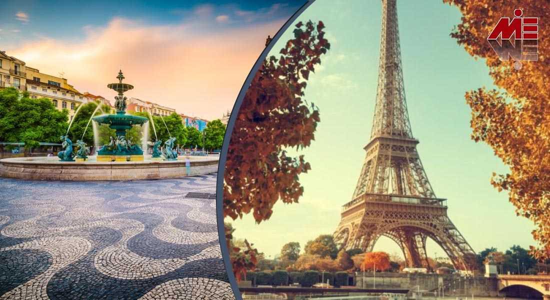 مقایسه خودحمایتی فرانسه و پرتغال 2 مقایسه خودحمایتی فرانسه و پرتغال