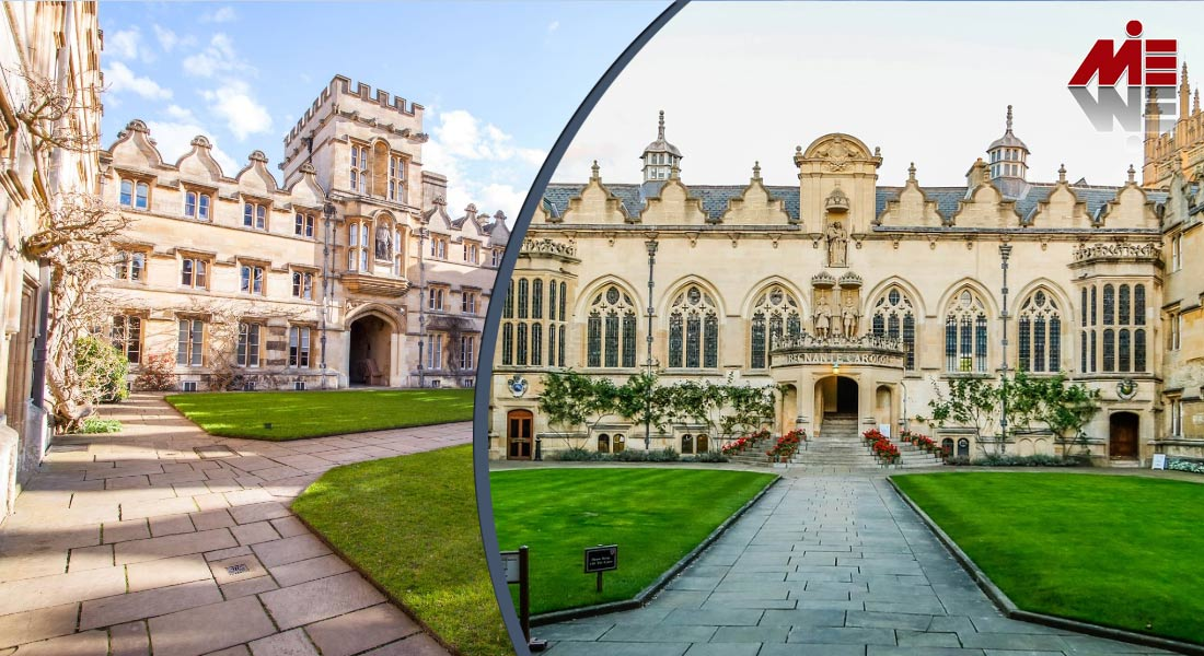 دانشگاه آکسفورد 2 دانشگاه آکسفورد