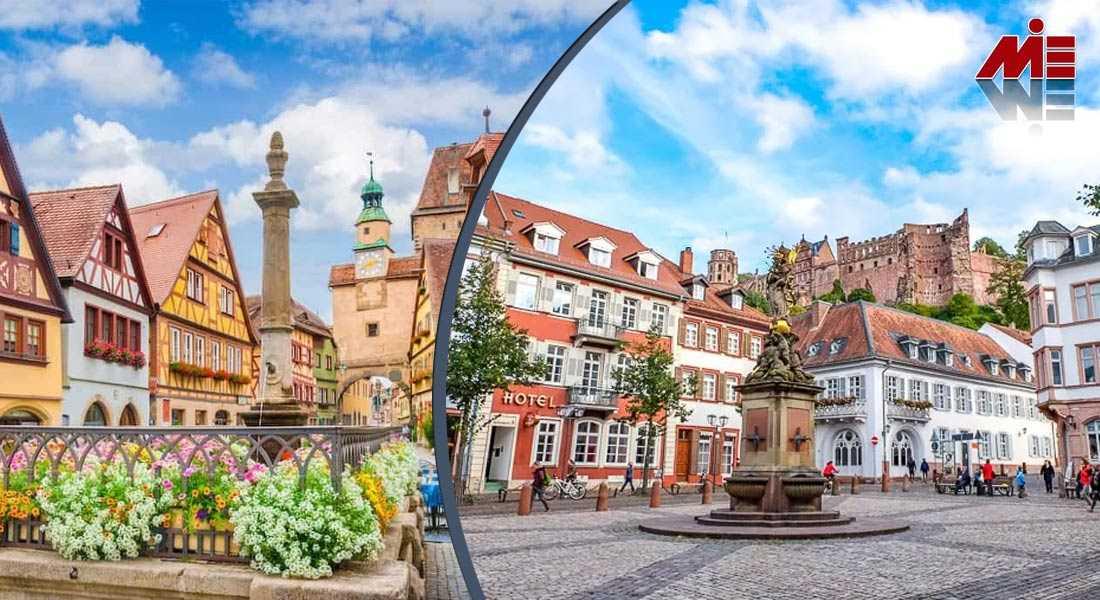 مدارک لازم ویزای کار آلمان 3 شرایط اخذ بلو کارت آلمان