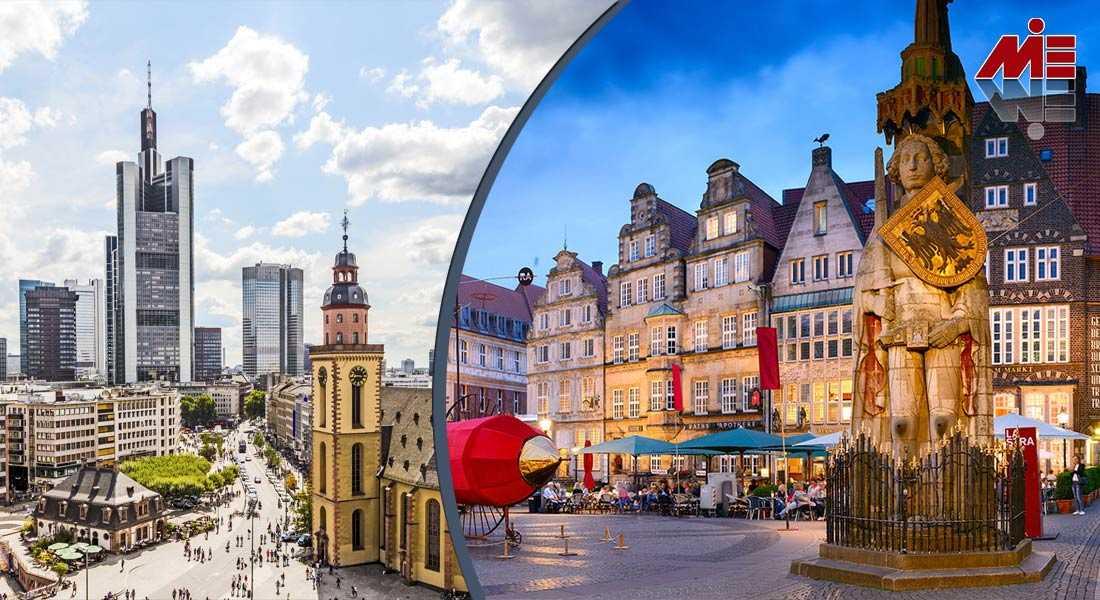 خرید ملک در آلمان 2 دوره های اوسبیلدونگ در آلمان
