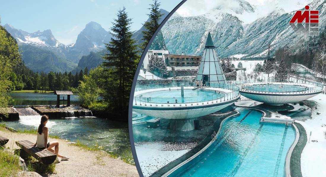 اقامت خود حمایتی اتریش 3 بهترین کشور برای مهاجرت بازنشستگان