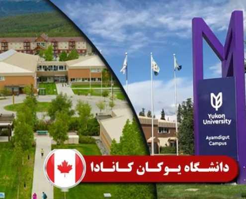 دانشگاه yukon کانادا