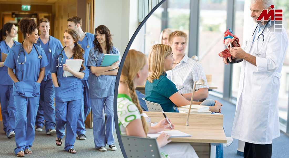 تحصیل پزشکی و دندانپزشکی در انگلستان 3 تحصیل پزشکی در اروپا