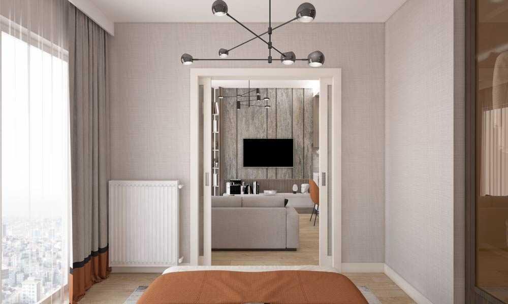1 1 daire salon mutfak yatak odasi son 5 املاک ترکیه پروژه شماره 46