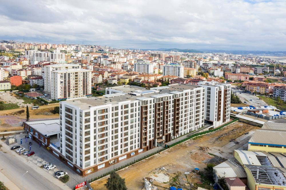 kasim 2 املاک ترکیه پروژه شماره 45