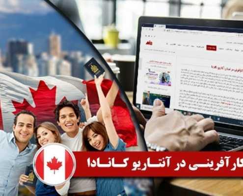 کارآفرینی در آنتاریو کانادا 2 495x400 مقالات