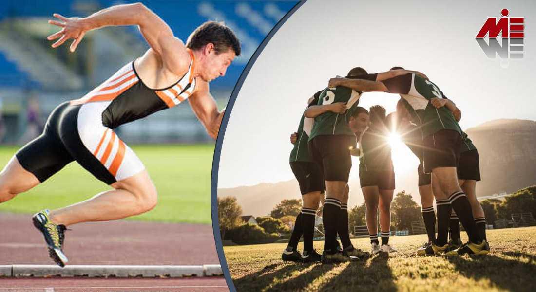 بهترین کشور برای مهاجرت ورزشی 3 بهترین کشور برای مهاجرت ورزشی