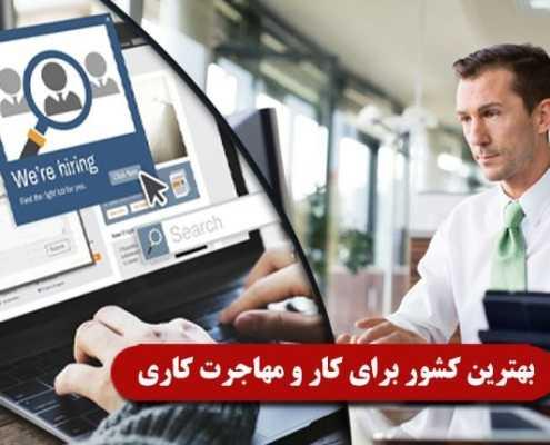 بهترین کشور برای کار و مهاجرت کاری 2 495x400 مقالات