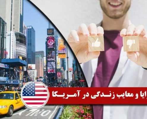 مزایا و معایب زندگی در آمریکا 2 495x400 مقالات