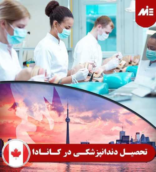 تحصیل دندانپزشکی در کانادا تحصیل در رشته MBA در کانادا