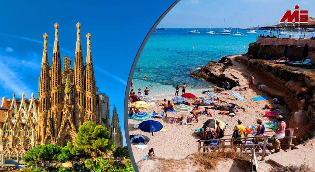 ویزای طلایی اسپانیا ax2 ویزای اسپانیا