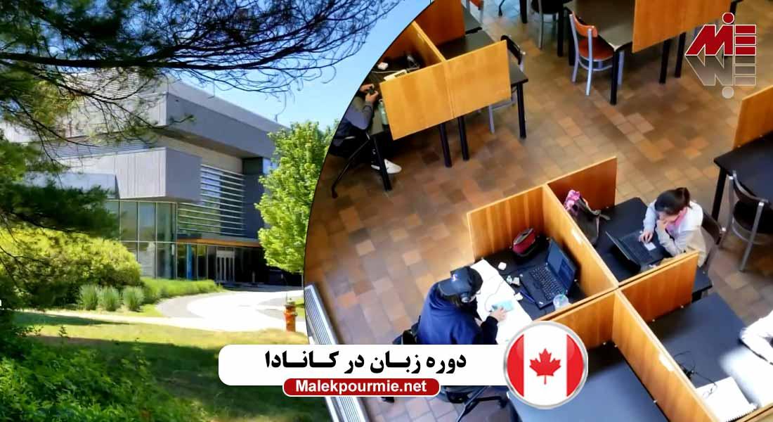 دوره زبـان در کـانـادا دوره زبان در کانادا